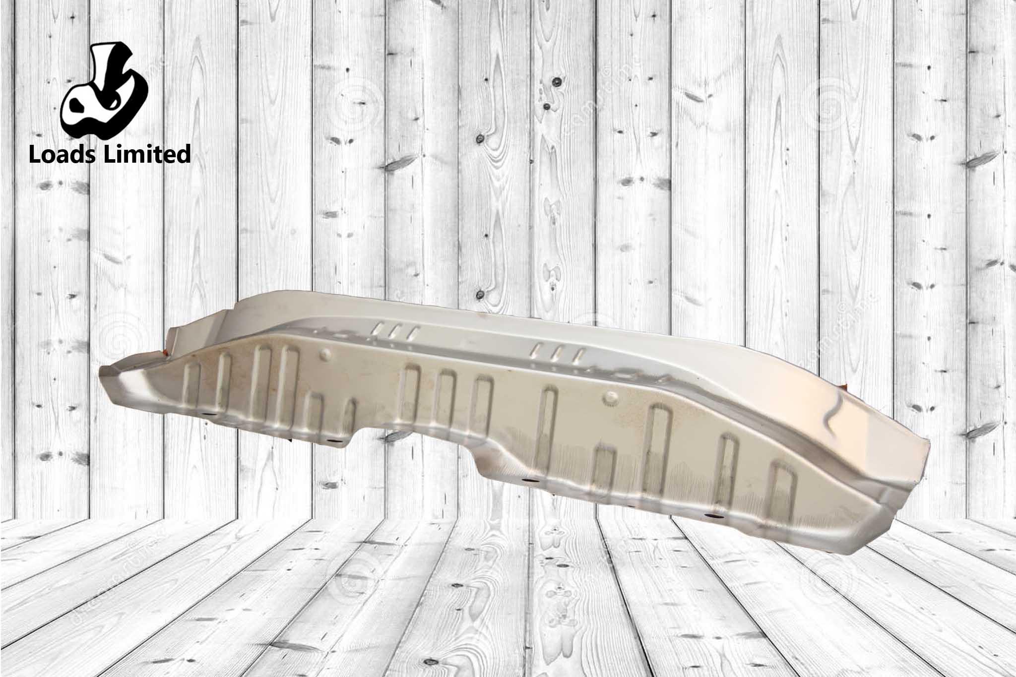 MBR RR FLR CROSS NO. 1 Size: SPC-D 0.9mm