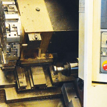 CNC Turning centers (Horizontal)