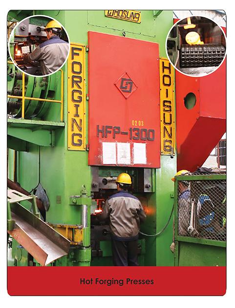 Hot Forging Presses