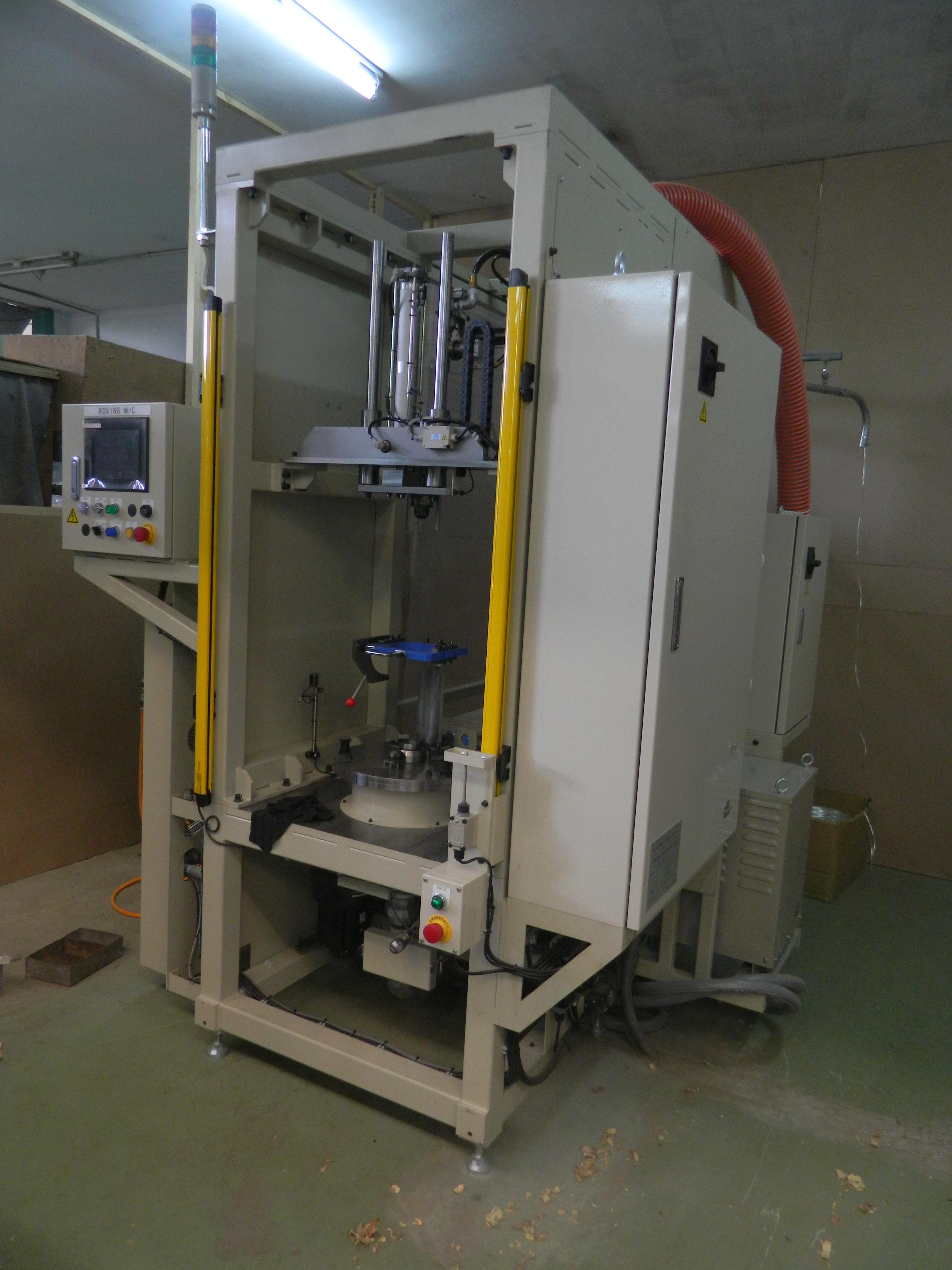 Roving Machine