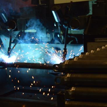 Welding Machine Propeller Shaft