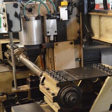 Schenck's Balancing Machine Balancing