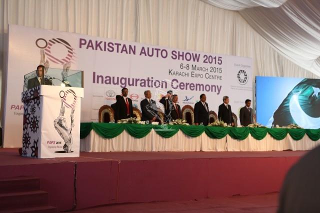 PAPS 2015 Opening Ceremony
