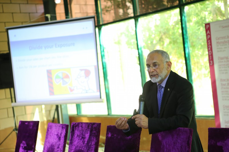 PAPS 2013 Seminars
