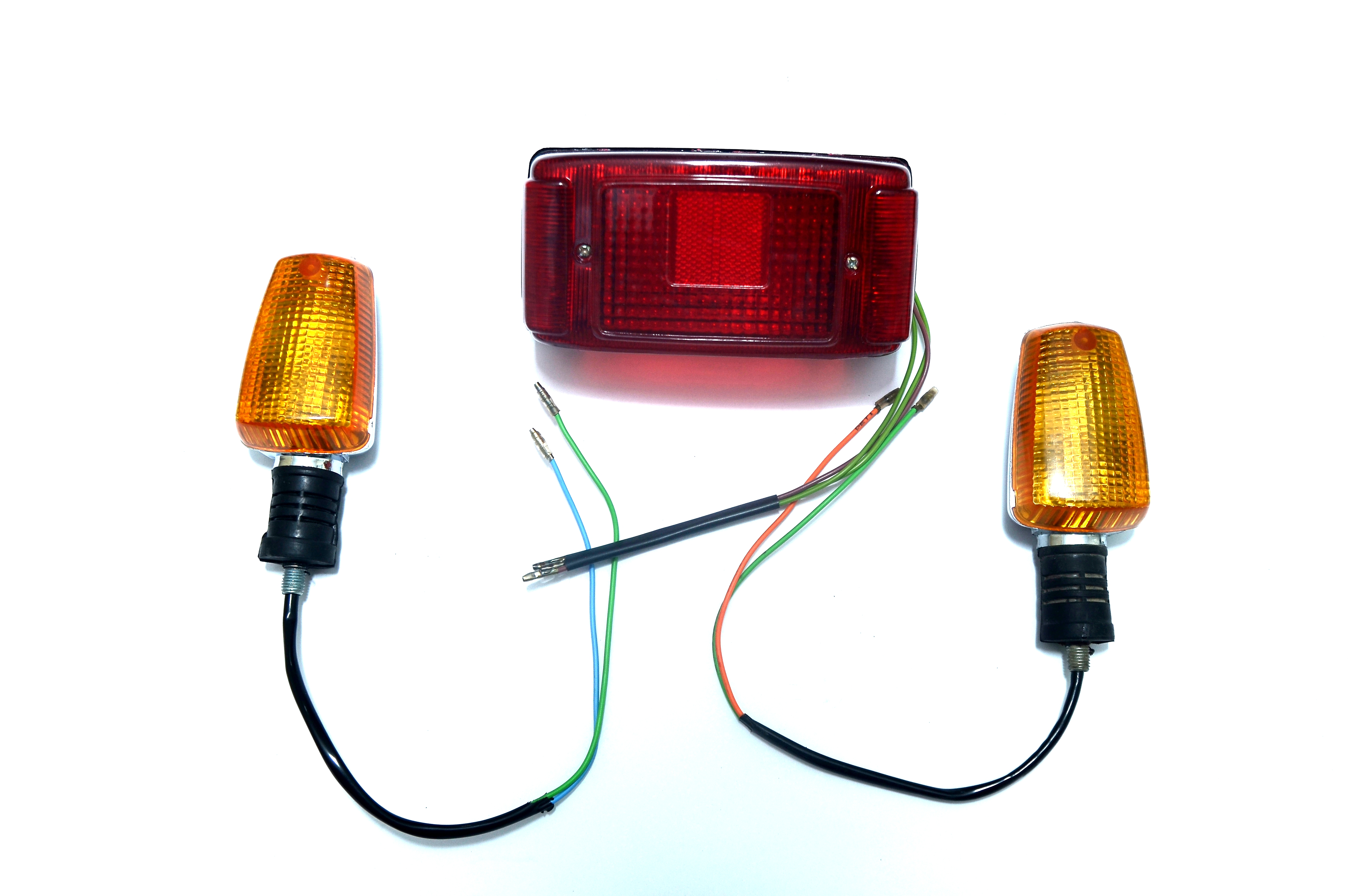 Flasher & Tail Light Assembly (YD-70)