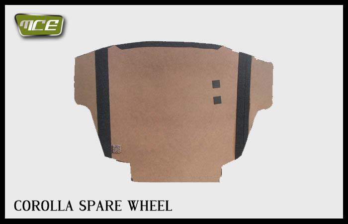 Spare Wheel Corolla