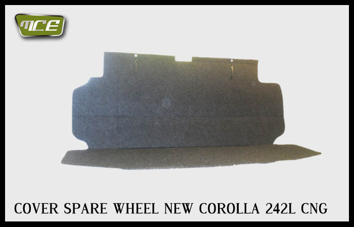 Cover Spare Wheel Corolla