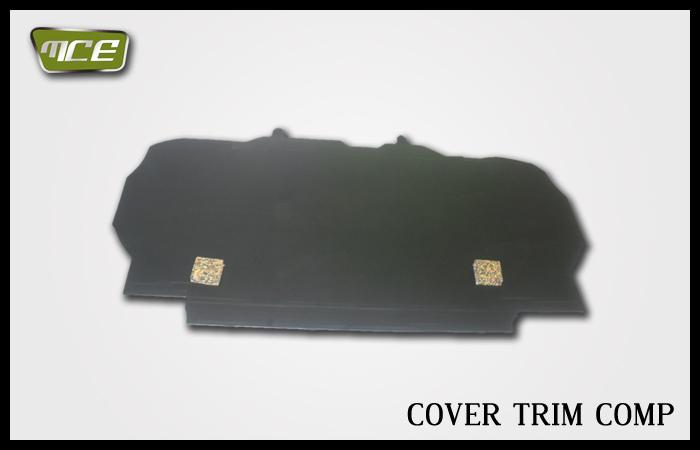 Cover Trim Compartment