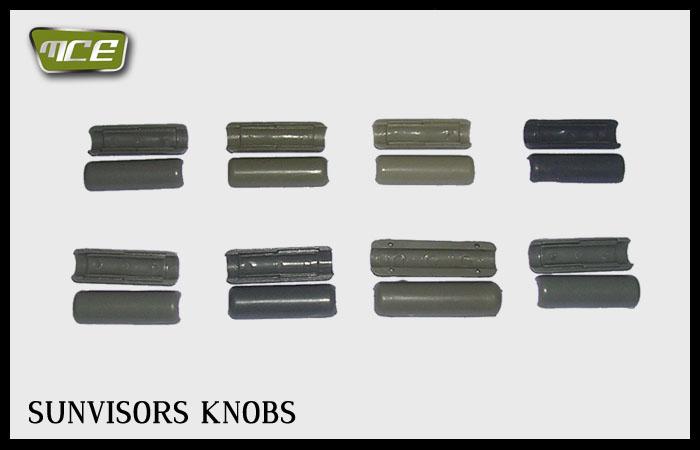 Sunvisor Knobs