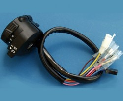 SWITCH ASSEMBLY WINKER CG-125 DELUXE
