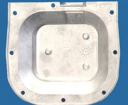 GAS METER G-1.6 FRONT COVER