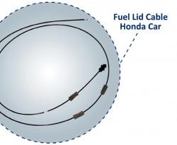 Fuel Lid Cable Honda Car