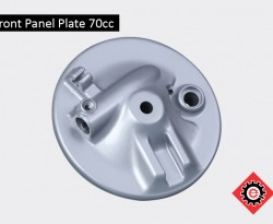Front Panel Plate 70cc 1