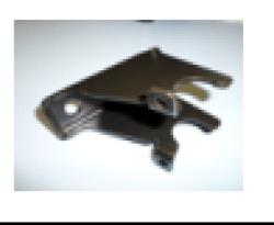BRACKET COMP, LUGGAGE CARPET YN3