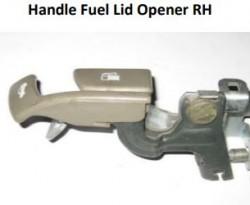 Handle Fuel LID Opener RH