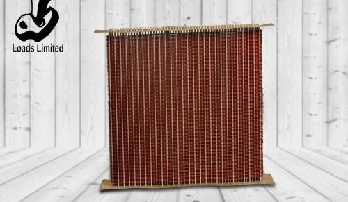 RADIATOR CORE (FLAT FIN) SIZE: 17 5/8 x 17 ½ — 5 ROW