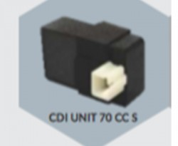 CDI UNIT 70 CC S