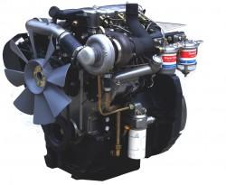 325 TT (Agricultural Turbo Diesel Engine)